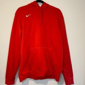 Nike Red Hoodie